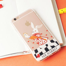 Load image into Gallery viewer, Little Alice/Mr.Rabbit Phone Case SP166215