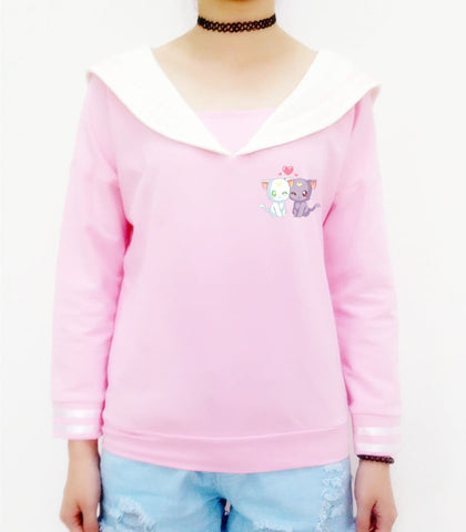 [Arikukko Design] Luna and Artemis Sailor Jumper SP167150