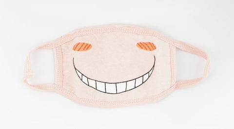 [Assassination Classroom] Killer Sensei Emotion Face Mask SP152114 - SpreePicky  - 4