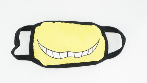 [Assassination Classroom] Killer Sensei Emotion Face Mask SP152114 - SpreePicky  - 10
