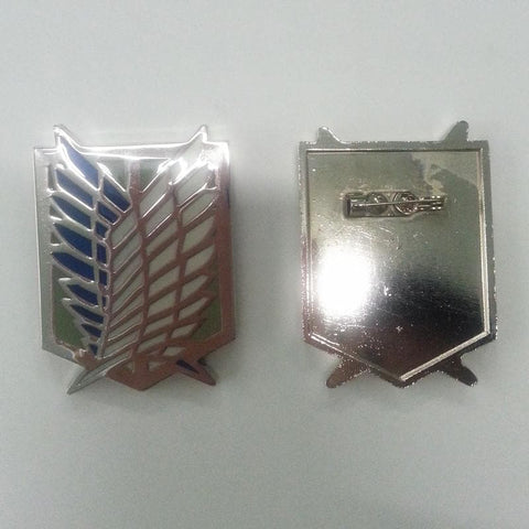 [Attack On Titan] Wings of Freedom Badge SP153442 - SpreePicky  - 3