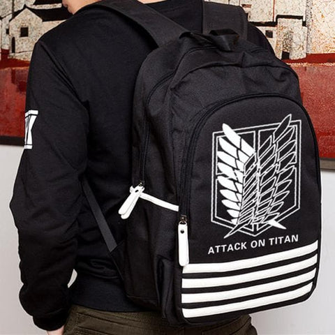 Attack on Titan School/Travelling Backpack SP167782