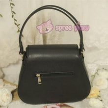 Load image into Gallery viewer, Beige/Black Card Captor Sakura Crown Hand Bag SP152380 - SpreePicky  - 6