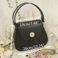 Load image into Gallery viewer, Beige/Black Card Captor Sakura Crown Hand Bag SP152380 - SpreePicky  - 4