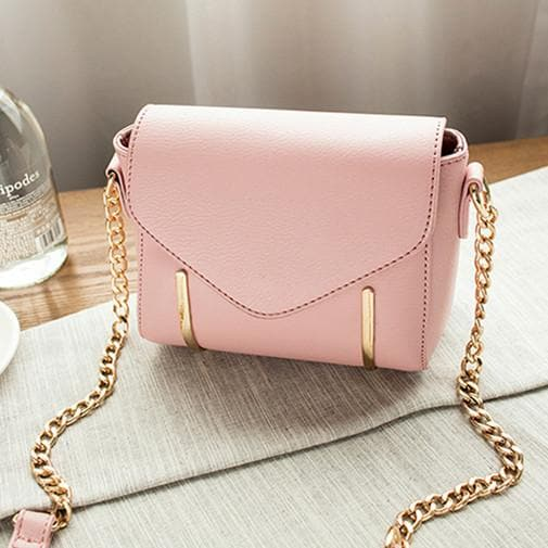 Black/Grey/Pink Fashion Shoulder Bag SP167899