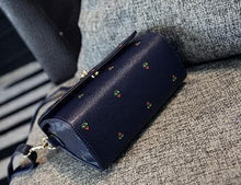 Load image into Gallery viewer, Black/Navy/Beige Carry a Kitty Shoulder Bag SP154294 - SpreePicky  - 10