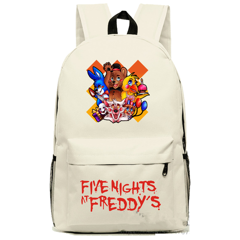 Black/White Five Nights at Freddy's Backpack SP168112