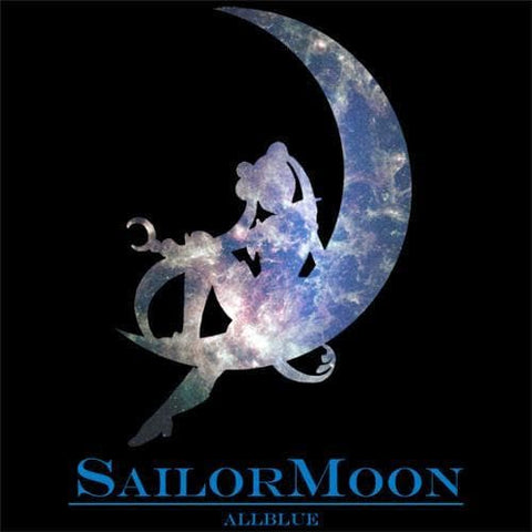 Galaxy Sailor Moon Unisex Tee SP153293
