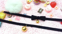 Load image into Gallery viewer, Black Kawaii Cosplay Bracelet/Choker SP164994