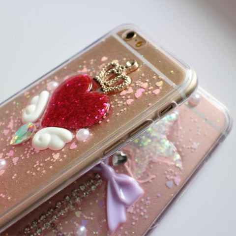 Bling Bling Magical Girl Phone Case SP166681