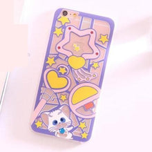 Load image into Gallery viewer, Blue/Purple Creamy Mami Cutie Phone Case SP154548 - SpreePicky  - 4