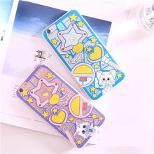 Load image into Gallery viewer, Blue/Purple Creamy Mami Cutie Phone Case SP154548 - SpreePicky  - 3