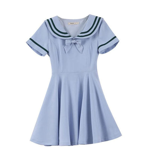 Blue/Purple Sailor Dress SP179602