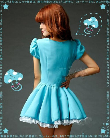 Blue Cutie Maid Dress SP141198 - SpreePicky  - 6
