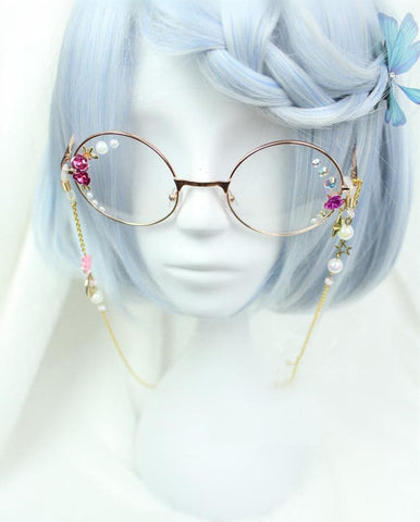 Lolia Pastel Blue Short Wig SP166493
