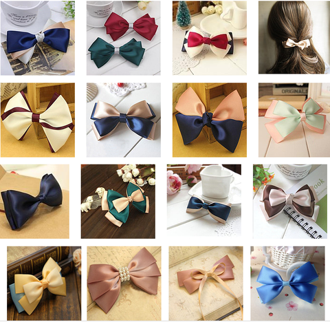 Bowknot Hair Accessory Random Ship SP179546