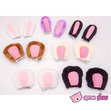 Load image into Gallery viewer, [5 Colors Bunny/Bear] Ears Hair Clip SP151694 - SpreePicky  - 1