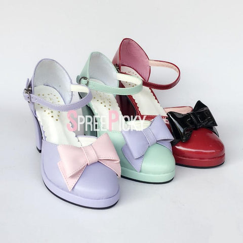 Candy Princess High Heels Shoes SP179549