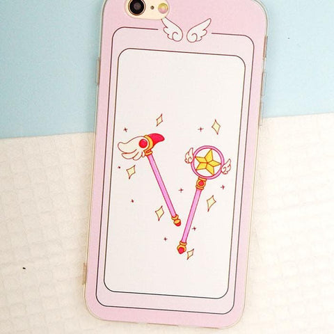 Carcaptor Sakura Clow Card Phone Case SP167761