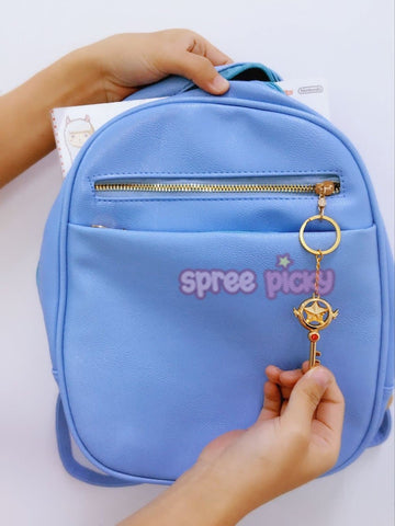 CardCaptor Sakura Magical Blue Backpack SP167270