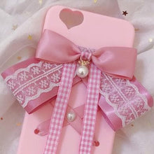 Load image into Gallery viewer, CardCaptor Skura Ribbon Bow Phone Case SP1812584