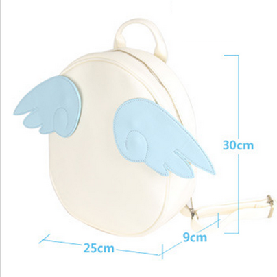 Card Captor Sakura Angel Wings Backpack SP140439 - SpreePicky  - 4