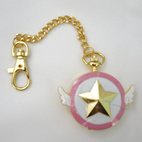 Card Captor Sakura Star Pocket Watch SP153267 - SpreePicky  - 7