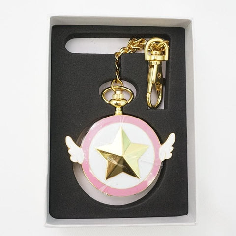 Card Captor Sakura Star Pocket Watch SP153267 - SpreePicky  - 6