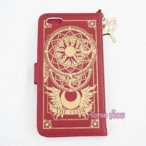 Card Captor Sakura The Clow Phone Case Cover SP154233 - SpreePicky  - 7