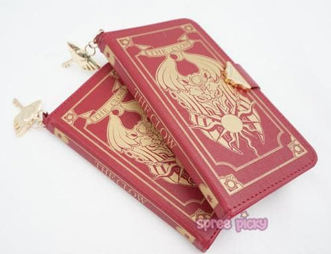 Card Captor Sakura The Clow Phone Case Cover SP154233 - SpreePicky  - 1