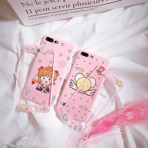 Cardcaptor Sakura Iphone Phone Case/Screen Protection SP1811768