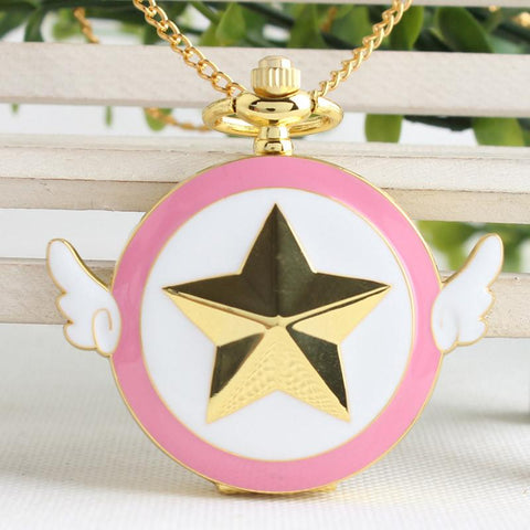 Cardcaptor Sakura Star Pocket Watch SP165494