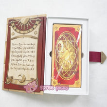 Load image into Gallery viewer, Cardcaptor Sakura The Clow Card with Magic Book Case SP152387 - SpreePicky  - 2