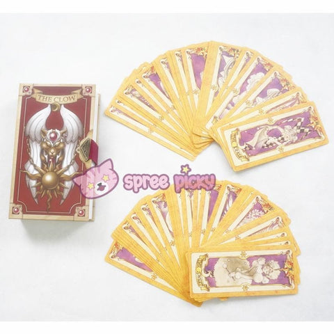 Cardcaptor Sakura The Clow Card with Magic Book Case SP152387 - SpreePicky  - 6