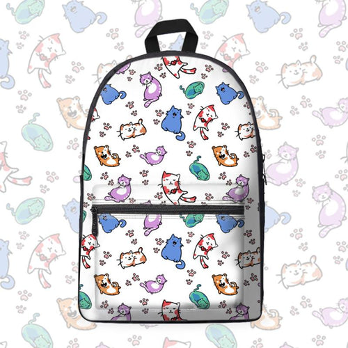 Cat Dream Backpack SP179041