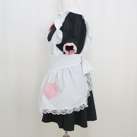 Coffee Cafe Maid Dress SP141212 - SpreePicky  - 5