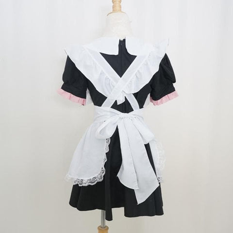 Coffee Cafe Maid Dress SP141212 - SpreePicky  - 6