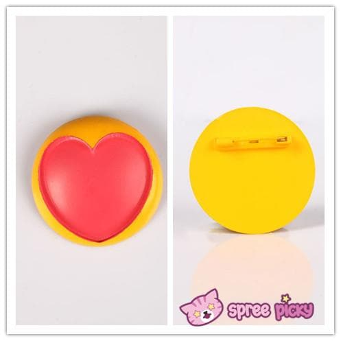 Sailor Moon Chibi Moon Make Up Brooch SP130292 - SpreePicky  - 1