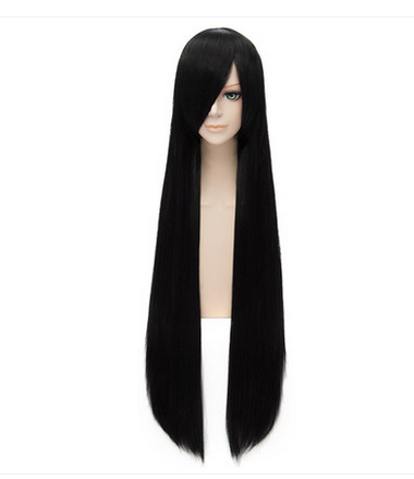 Cosplay Black Long Straight Wig 5 Styles SP152550 - SpreePicky  - 3