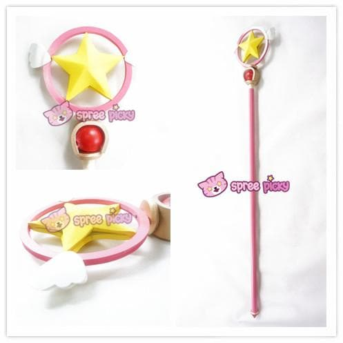 Cosplay Cardcaptor Sakura Magic Wand SP151895 - SpreePicky  - 1