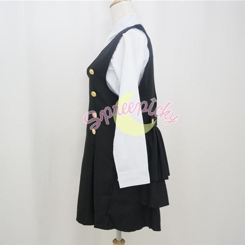 Cosplay Inu x Boku SS Roromiya Karuta and Shirakiin Ririchiyo Uniform Dress SP141201 - SpreePicky  - 7