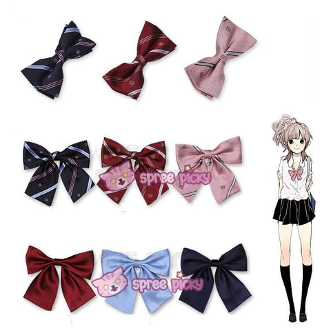 Cosplay Japanese Student Uniform Bowtie SP152786
