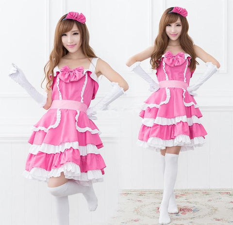 Cosplay Kousaka kirino Pink Princess Dress SP153007 - SpreePicky  - 3