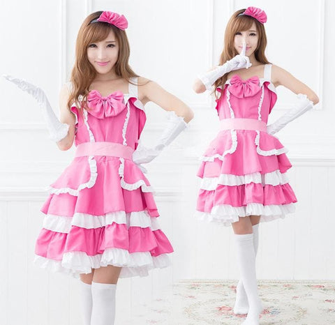 Cosplay Kousaka kirino Pink Princess Dress SP153007 - SpreePicky  - 4
