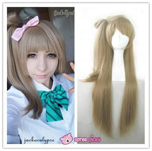 Load image into Gallery viewer, [Cosplay] [LoveLive!] Minami Kotori Long Linen Wig With Tail SP141607 - SpreePicky  - 1