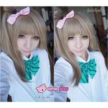 Load image into Gallery viewer, [Cosplay] [LoveLive!] Minami Kotori Long Linen Wig With Tail SP141607 - SpreePicky  - 2