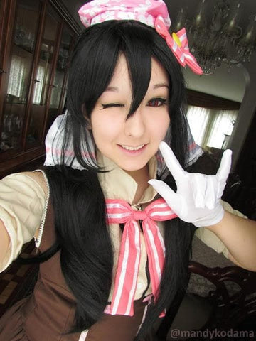 Cosplay [Love Live] Nico Yazawa Candy Maid Dress SP153014 - SpreePicky  - 7
