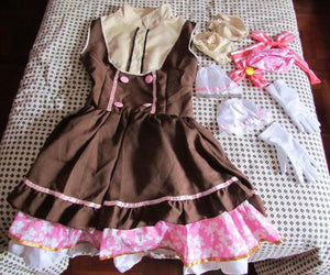 Cosplay [Love Live] Nico Yazawa Candy Maid Dress SP153014 - SpreePicky  - 8