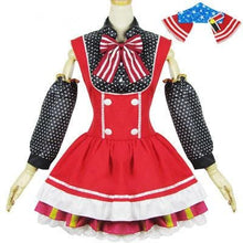 Load image into Gallery viewer, Cosplay [Love Live] Nishikino Maki Lolita Candy Maid Dress SP153096 - SpreePicky  - 1