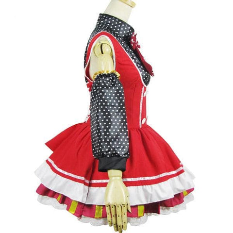 Cosplay [Love Live] Nishikino Maki Lolita Candy Maid Dress SP153096 - SpreePicky  - 2